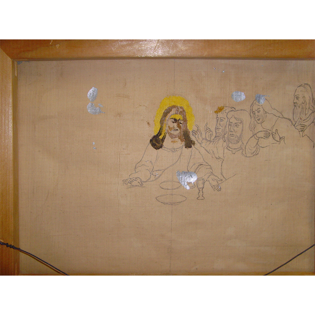 Unfinished Last Supper